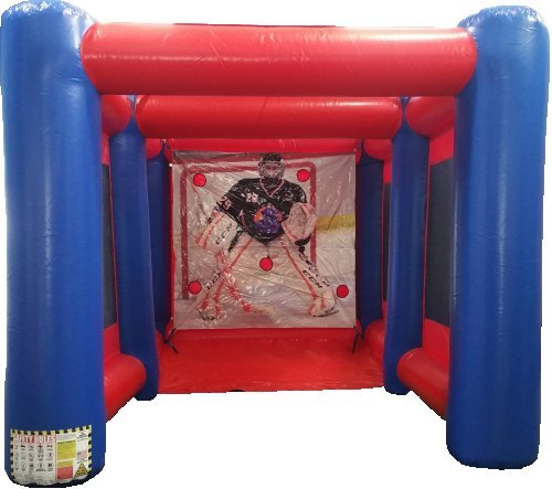 Inflatable Hockey Carnival Game