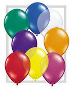 Balloons Assorted 72ct
