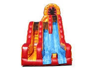 Fire & Ice Slide (CAN NOT USE WET)