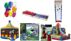 School Carnival Package
