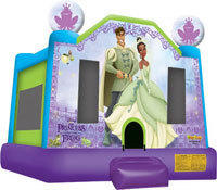 Disney Princess And The Frog Bounce