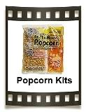 Popcorn Kit with 6 popcorn bags