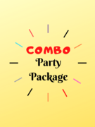 Combos Party Package