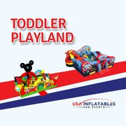 Toddler Playland - Best for 3 Y/O and Under