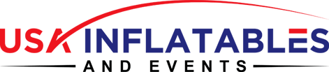 USA Inflatables and Events Logo