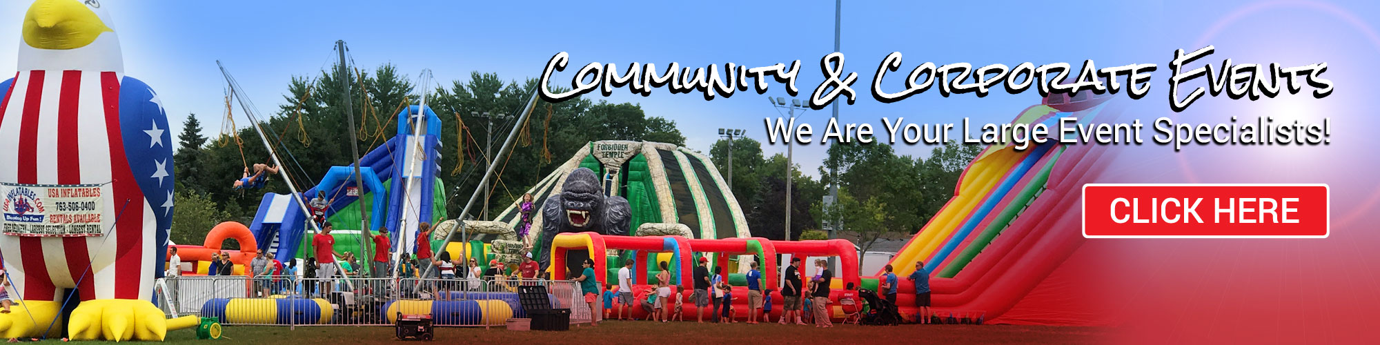 Community & Corporate Events