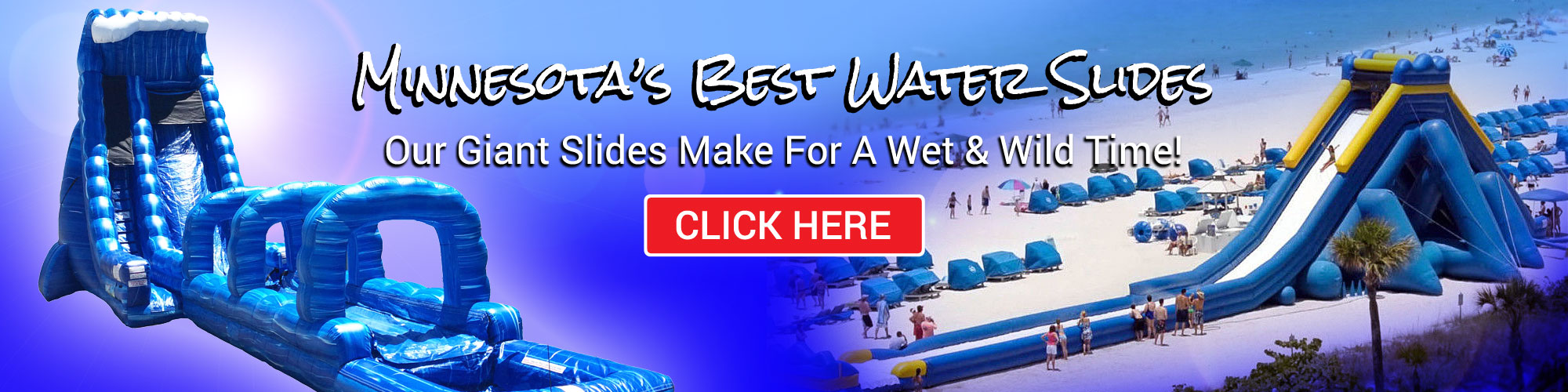 Giant Water Slide Rentals