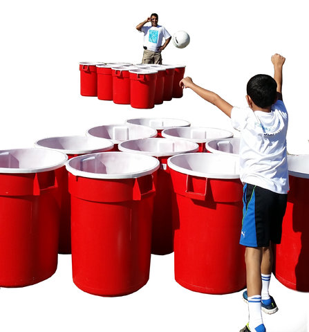 Giant King Kong Pong (20 cups)