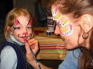Face Painter - First 2 Hours