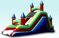 16ft Castle Slide