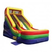 15' Inflatable Dry Slide