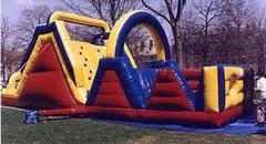 42ft Obstacle Course (2 Piece Obstacle)