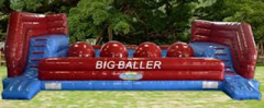 Wipe Out Zone - Big Baller - 4 Ball
