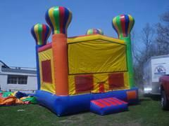 13 x 13 Balloon Castle bounce house