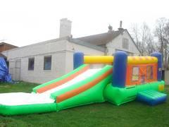 15 X 28 Combo 4 in 1  with Water Slide and Pool