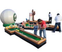 Inflatable Mini Golf - 3 Hole