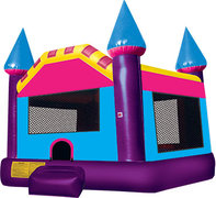 16 X 16 Dream Castle A Frame Bounce House