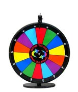 Prize Wheel (with dry erase marker)