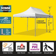 10' x 20' Pop Up Party Tent