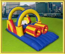 24ft Inflatable Obstacle Course