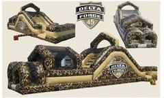 45 Ft Delta Force Obstacle Course