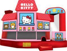 19 X 20 Hello Kitty 5 in 1 3D Combo