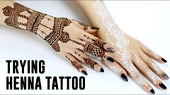 Henna Tattoo Artist - First 2 Hours