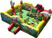 19 X 19 Little Builders Toddler Playland