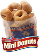 Mini Donut Supplies - 28 Servings - 140 Donuts