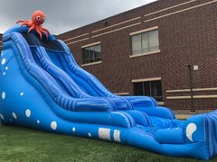 20' Octopus Wild Rapids Water Slide