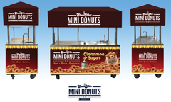 State Fair Mini Donuts Cart