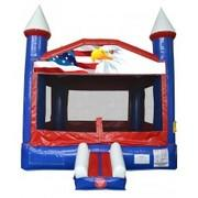 14 X 14 Patriot Bounce House
