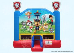 15 X 17 Paw Patrol Bounce House
