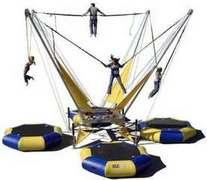 Power Bungy Trampoline Rental - 3 Hours