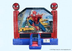 15 X 17 Spider-Man Bounce House