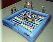Twister Giant Inflatable Game