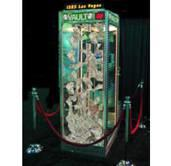 Commercial Money Booth..