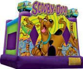 15 X 15 Scooby Doo Moonwalk