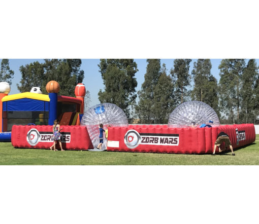Zorb Wars Arena and 2 - Zorb Balls
