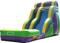 (C) 24ft Wave Waterslide