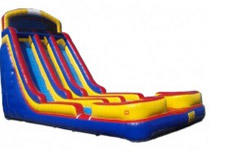 (C) 24ft Twin Torpedo Wet-Dry Slide