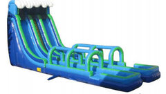 (D) 24ft Mammoth Dual Lane Slip n Slide Wet Only - UT