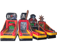 (B) Pirate 4n1 Carnival Game