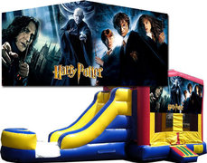 (C) Harry Potter Bounce Slide Combo