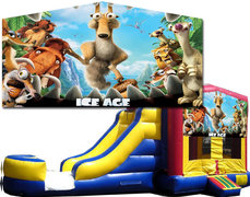 (C) Ice Age Bounce Slide Combo