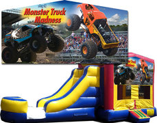 (C) Monster Truck 2 Lane Combo