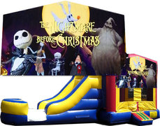 (C) Nightmare Before Christmas Bounce Slide Combo