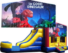 (C) Good Dinosaur Bounce Slide Combo
