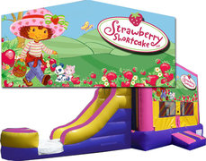 (C) Strawberry Shortcake Bounce Slide Combo