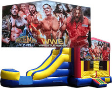(C) WWE Bounce Slide Combo